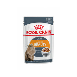 Bouchées pour chats Royal Canin Intense Beauty 12 Sachets 85 g