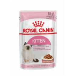 Bouchées pour chats Royal Canin Kitten 12 Sachet 85 g - Mousse