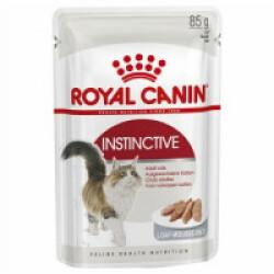 Bouchées pour chat Royal Canin Instinctive lot de 12 sachets 85 g - Mousse