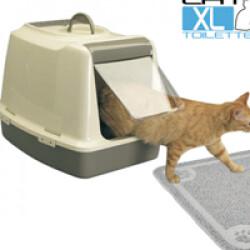 Porte de rechange pour box toilette Sphinx pour chat GM