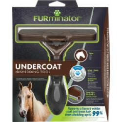 Brosse FURminator pour chevaux