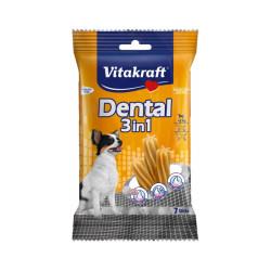 Bâtonnets à mâcher Vitakraft Dental 3 en 1