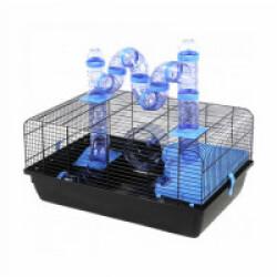 Cage à tubes Jeremy pour hamsters