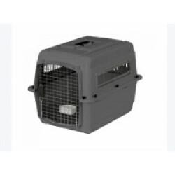 Cage avion et automobile Vari Kennel Sky pour le transport du chien T3 gris