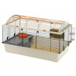 Cage Casita 100 en plastique Ferplast pour rongeurs