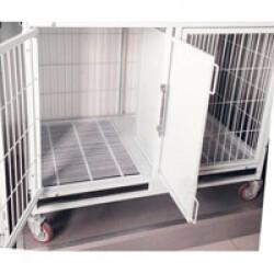 Diviseur pour cage de gardiennage pour chien taille L