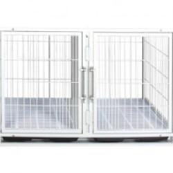 Cage de gardiennage pour chien Taille L