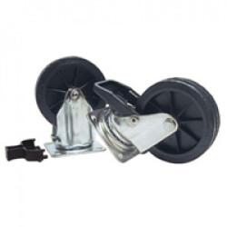 Kit option 4 roues Velox 47 pour cage de transport pour chien Ithaka Marchioro
