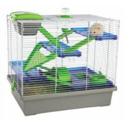 Cage hamster et souris Pico XL à étages