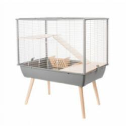 Cage Neo Muki Zolux pour grand rongeur et lapin 58 cm