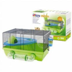 Cage pour hamsters Izzy Metro Savic