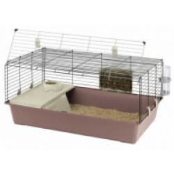 Cage Rabbit 100 Ferplast pour lapins