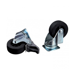 Roulette pour Skudo kit de 4 pour cage Skudo-Car