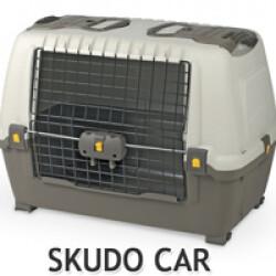Cage Skudo-Car pour transport automobile du chien T140
