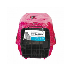 Caisse de transport chien ou chat M-Pets 47 x 32 x 26 cm