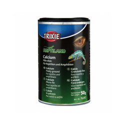 Calcium pour reptiles en poudre 50 g Reptiland Trixie