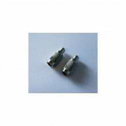 Jeu d'électrodes longues Numaxes pour collier Canicom 800 lot de 2