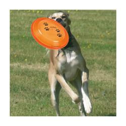 Canifrisbee Frisbee pour chien vol/rapport en plastique PM diam 19 cm 100 gr