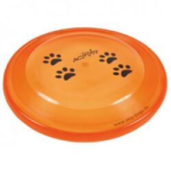 Canifrisbee Frisbee pour chien vol/rapport en plastique Small - diamètre 19 cm
