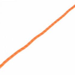 Corde de trait 1 m Orange pour ceinture Runfaster Kn'1