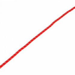 Corde de trait 1 m Rouge ceinture Runfaster Kn'1