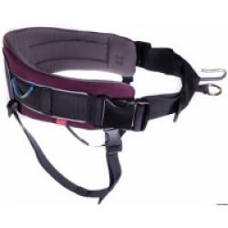 Ceinture baudrier Trekking Belt NON-STOP Dogwear Coloris Violet - Taille M