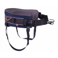 Ceinture baudrier Trekking Belt NON-STOP Dogwear Coloris Bleu - Taille S