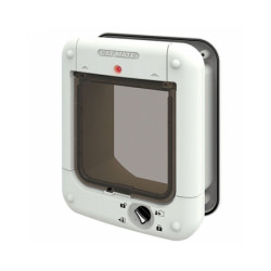 Porte micropuce 360 W pour chatière électronique Cat Mate