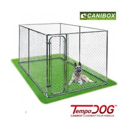 Chenil parc Tempodog™ pour chien 9.10m²