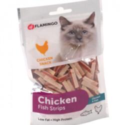 Chick'n Sandwich friandises pour chat