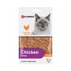 Chick'n Snack Flamingo pour chats