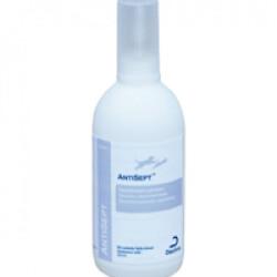 Chlorhexidine Antisept désinfectant cutané pour chien et chat