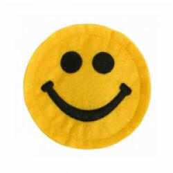 Clicker sonore smiley de poche pour chien
