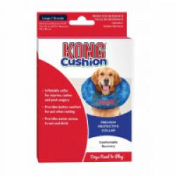 Collerette gonflable réglable Cushion KONG L 48 - 61 cm