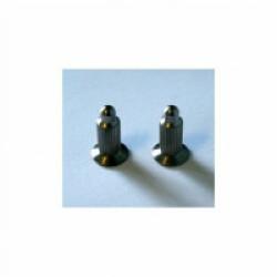 Jeu électrode longue pour collier anti-aboiement IKI Pulse Numaxes