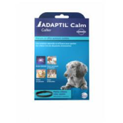 Collier anti-stress Adaptil pour chiots ou petits chiens 46,5 cm