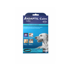 Collier anti-stress Adaptil pour chiens Moyenne et Grande Taille