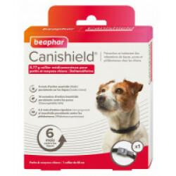 Collier Canishield à la deltaméthrine - Petit et Moyens chiens (1 collier)