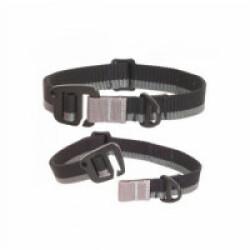 Collier Cross-Hook Kn'1 en nylon pour Sport canin Noir