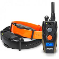 Collier supplémentaire sangle orange Dogtra Maxi 1210 NCP pour chien