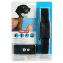 Collier de dressage sons et vibrations pour chien Zolux sans fil