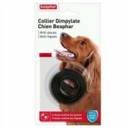 Collier Dimpylate anti-puces et tiques pour petit et moyen chien - coloris : Marron