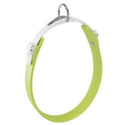 Collier Ergoflex C vert à micro-régulation pour chien