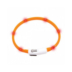 Collier lumineux pour chat Visio Light Led