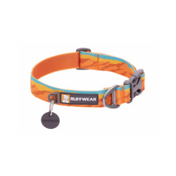 Collier pour chien Flat Out Ruffwear Fall Mountains - Taille S
