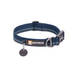 Collier pour chien Flat Out Ruffwear Blue Horizon - taille S