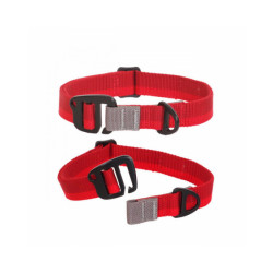 Collier sport Kn'1 Cross-Hook™ Soft Rouge