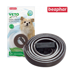 Collier Véto Nature Beaphar insectifuge pour chien