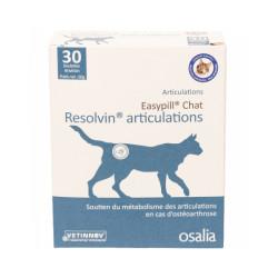 Complément alimentaire pour chat Easypill resolvin articulations