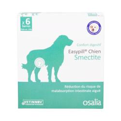 Complément alimentaire pour chien Easypill Smectite anti-diarrhée